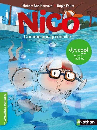 NICO   COMME UNE GRENOUILLE !   DYSCOOL